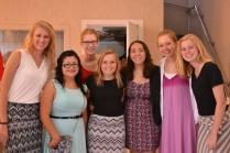 Rut & the Crossroads girls